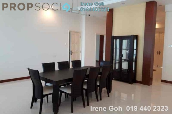 For Rent Condominium at The Palazzo, Pulau Tikus Freehold Fully Furnished 4R/5B 6.5千