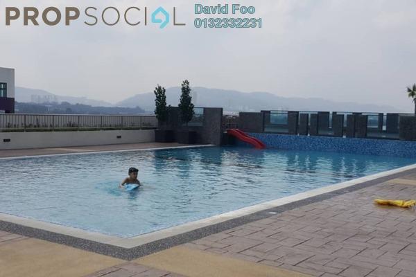 For Sale Apartment at Landmark II, Bandar Sungai Long Freehold Semi Furnished 3R/2B 560k