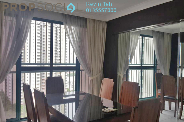 For Rent Condominium at Mont Kiara Astana, Mont Kiara Freehold Fully Furnished 3R/2B 4.5k