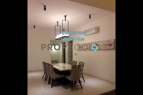 For Rent Condominium at Surian Residences, Mutiara Damansara Freehold Fully Furnished 5R/5B 6k