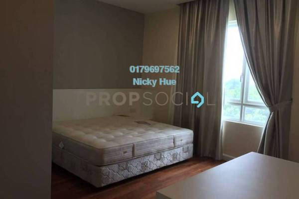 For Rent Condominium at Surian Residences, Mutiara Damansara Freehold Fully Furnished 1R/1B 2.5k