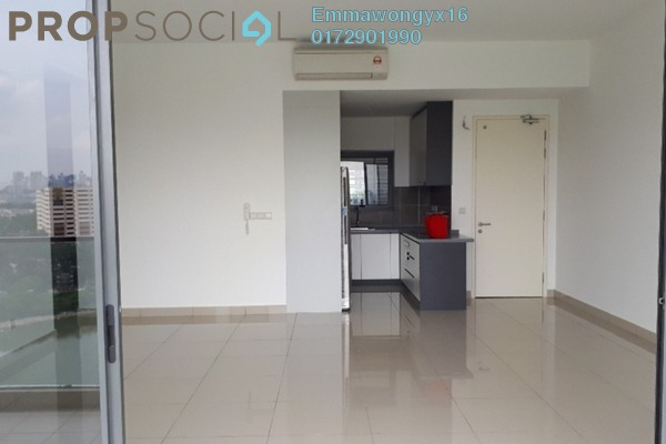 For Rent Condominium at Lakeville Residence, Jalan Ipoh Freehold Semi Furnished 3R/2B 1.9k