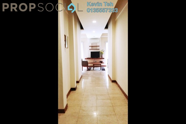 For Rent Condominium at 10 Semantan, Damansara Heights Freehold Fully Furnished 2R/2B 2.4k