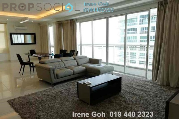 For Rent Condominium at Gurney Paragon, Gurney Drive Freehold Fully Furnished 3R/4B 7.2k