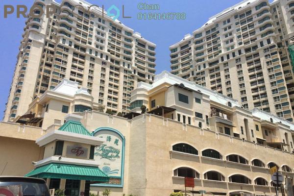 For Rent Condominium at Tanjung Park, Tanjung Tokong Freehold Semi Furnished 3R/2B 1.6k