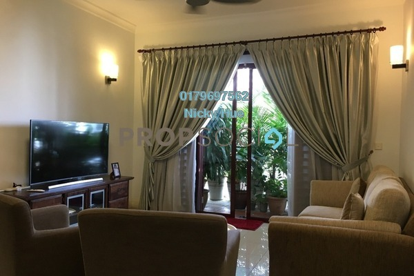 For Sale Condominium at Surian Condominiums, Mutiara Damansara Freehold Fully Furnished 3R/2B 868k