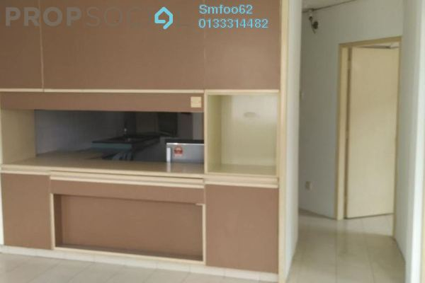 For Rent Apartment at Rampai Court, Setapak Freehold Semi Furnished 2R/1B 1.1k
