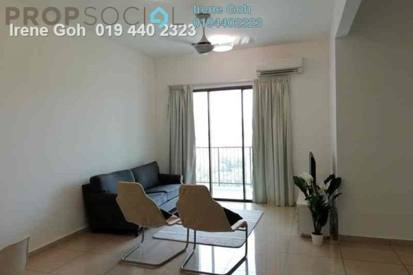 For Rent Condominium at Ideal Vision Park, Sungai Ara Freehold Fully Furnished 3R/2B 1.6k