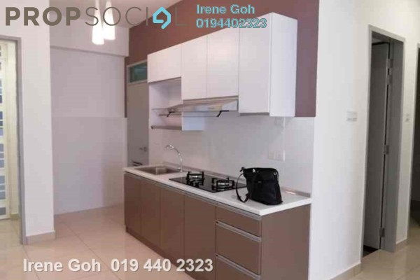 For Rent Condominium at Ideal Vision Park, Sungai Ara Freehold Semi Furnished 3R/2B 1.5k