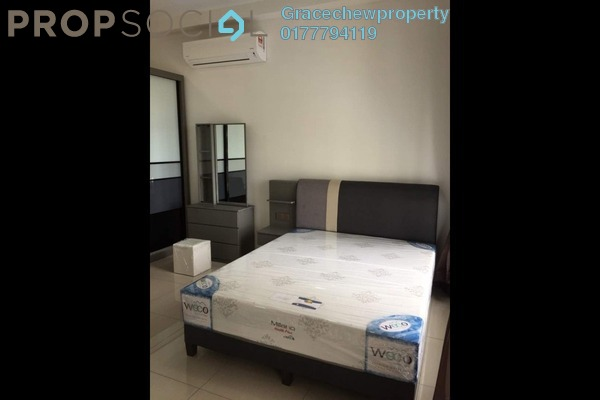 For Rent Condominium at Molek Regency, Johor Bahru Freehold Fully Furnished 0R/1B 1.4k