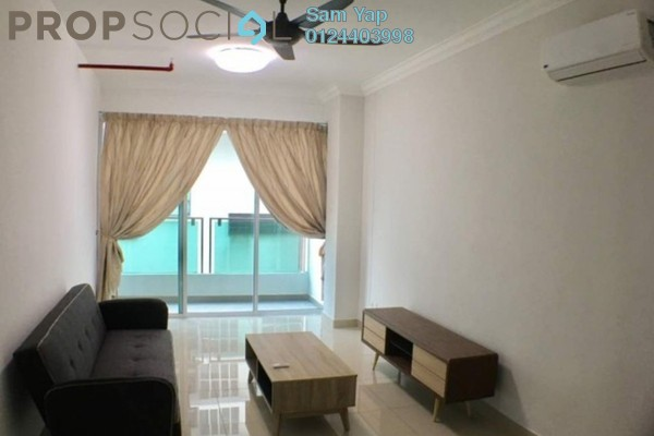 For Rent Serviced Residence at Pacific Place, Ara Damansara Freehold Fully Furnished 1R/1B 1.9k