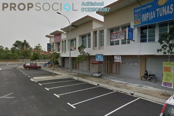 For Sale Shop at Tiara Sentral, Nilai Impian Freehold Unfurnished 0R/2B 900k