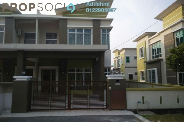 For Sale Semi-Detached at Tiara Heights, Bandar Baru Salak Tinggi Freehold Semi Furnished 4R/5B 900k