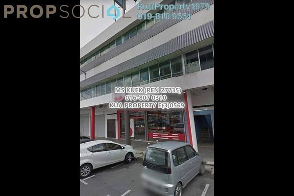 For Rent Shop at Kota Sentosa, Kuching Freehold Unfurnished 0R/0B 1.2k