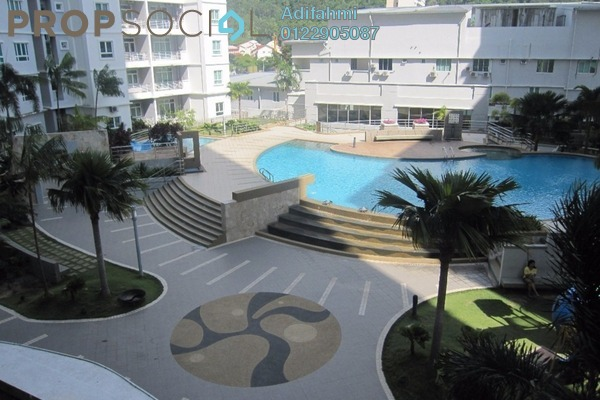 For Sale Condominium at Ideal Regency, Bukit Gambier Freehold Fully Furnished 3R/2B 750k