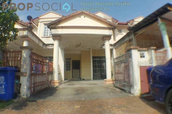 For Sale Terrace at Bukit Bandaraya, Shah Alam Freehold Unfurnished 4R/3B 465k