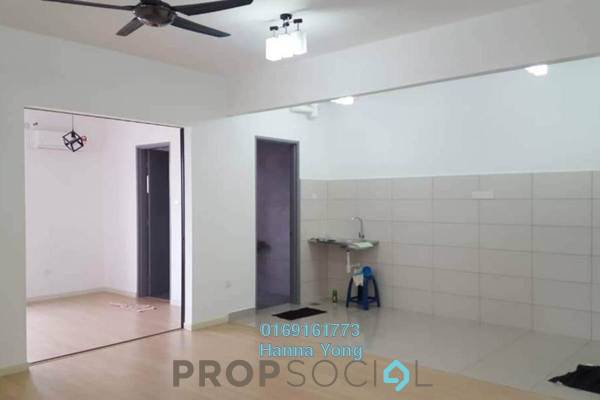 For Rent Serviced Residence at You One, UEP Subang Jaya Freehold Semi Furnished 1R/1B 1.5k