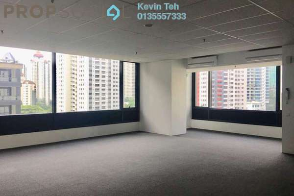 For Rent Office at Arcoris, Mont Kiara Freehold Semi Furnished 0R/0B 3.4k