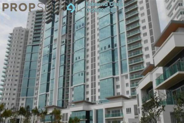 For Rent Condominium at Surian Residences, Mutiara Damansara Freehold Semi Furnished 5R/5B 3.5k