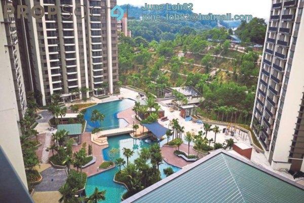 For Rent Condominium at Irama Wangsa, Wangsa Maju Freehold Fully Furnished 3R/2B 2.3k