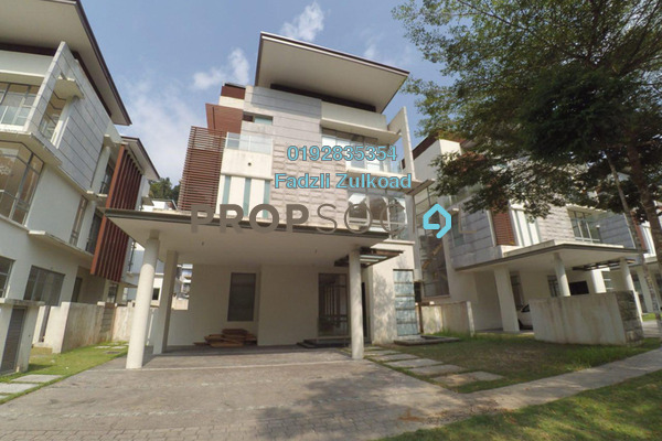 For Sale Bungalow at The Valley TTDI, Ampang Leasehold Semi Furnished 7R/8B 3.2m