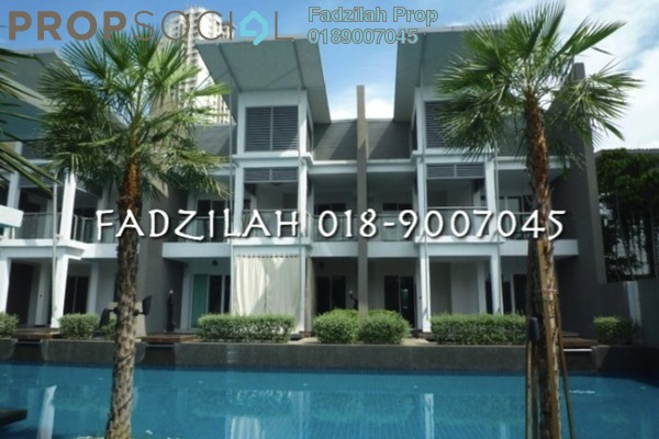 For Sale Condominium at Mont Kiara Meridin, Mont Kiara Freehold Fully Furnished 3R/2B 1.5m