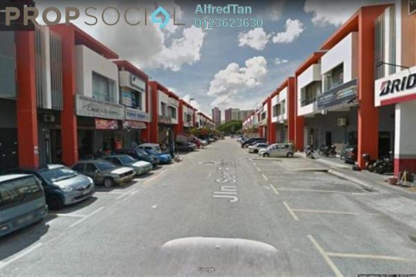 For Sale Factory at The Parc Tower, Setapak Freehold Unfurnished 0R/0B 1.7m