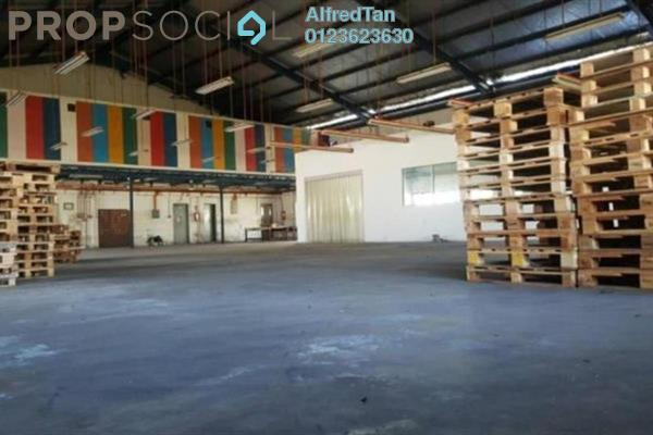 For Sale Factory at Taman Sri Rampai, Setapak Freehold Semi Furnished 0R/0B 15m