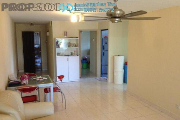For Sale Condominium at Pandan Jaya, Pandan Indah Leasehold Fully Furnished 3R/1B 320k
