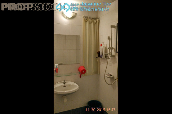 For Rent Condominium at City Garden Palm Villa, Pandan Indah Freehold Semi Furnished 3R/2B 1.8k
