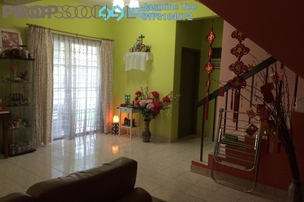 For Sale Condominium at Taman Desa Permai, Bandar Sungai Long Freehold Semi Furnished 4R/3B 800k
