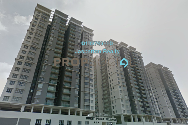 For Rent Condominium at Villa Orkid, Segambut Freehold Unfurnished 3R/2B 1.6k