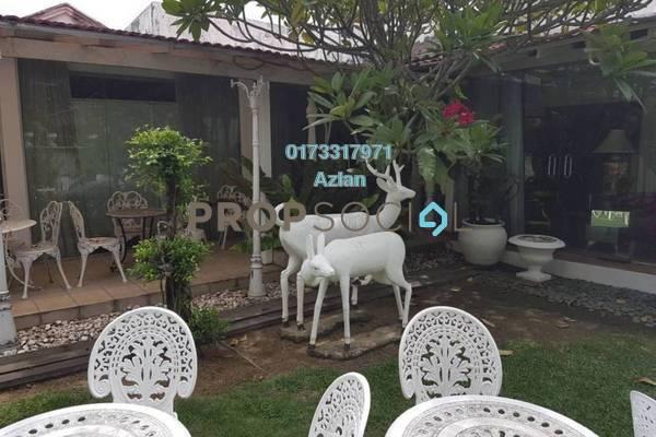 For Sale Terrace at Pinggiran Taman Tun Dr Ismail, TTDI Freehold Semi Furnished 4R/4B 2.7m