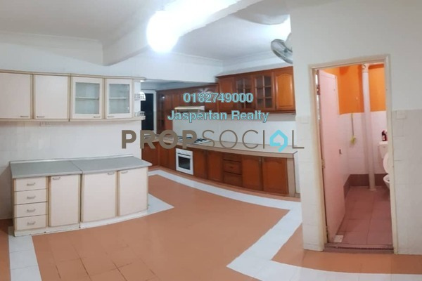 For Rent Terrace at Taman Damai Indah, Cheras South Freehold Semi Furnished 4R/3B 1.6k