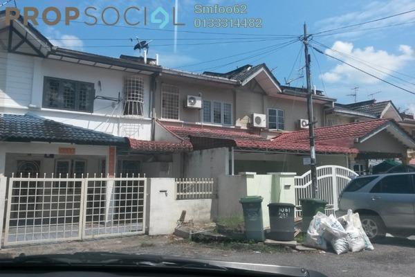 For Rent Terrace at Taman Wangsa Melawati, Wangsa Maju Freehold Unfurnished 4R/2B 1.6k