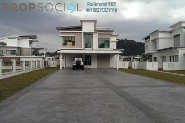 For Sale Bungalow at Lake Garden Villas, Cahaya SPK Freehold Unfurnished 5R/6B 2.7m