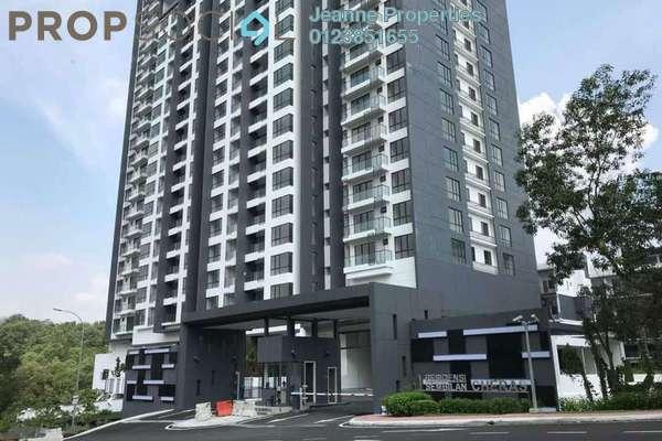 For Rent Condominium at 9INE, Batu 9 Cheras Freehold Unfurnished 3R/2B 1.3k