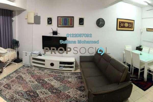 For Sale Terrace at Kemuning Greenville, Kota Kemuning Freehold Semi Furnished 4R/3B 499k