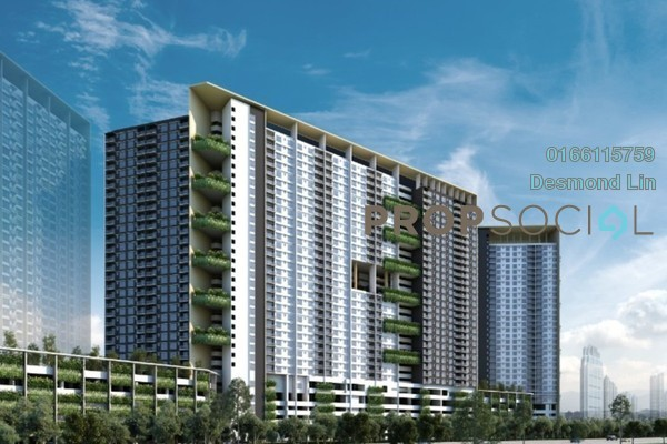 For Sale Condominium at Platinum Splendor Residence, Kuala Lumpur Freehold Unfurnished 3R/2B 429k