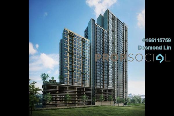 For Sale Condominium at Henna Residence @ The Quartz, Wangsa Maju Freehold Semi Furnished 0R/0B 340k