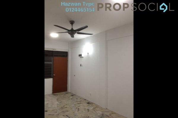 For Sale Apartment at Seri Mawar Apartment, Bandar Seri Putra Freehold Unfurnished 3R/2B 210k