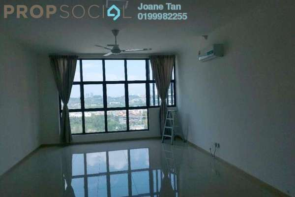 For Sale Serviced Residence at Vista Alam, Shah Alam Freehold Semi Furnished 3R/2B 68k