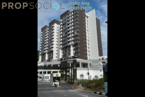 For Sale Condominium at Nadayu62, Melawati Freehold Semi Furnished 3R/2B 430k