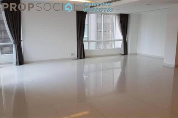 For Rent Condominium at Verticas Residensi, Bukit Ceylon Freehold Semi Furnished 3R/2B 5k
