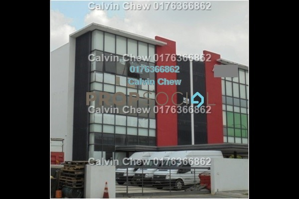 For Sale Factory at Suntrack Hub, Bangi Freehold Unfurnished 0R/0B 2.6m