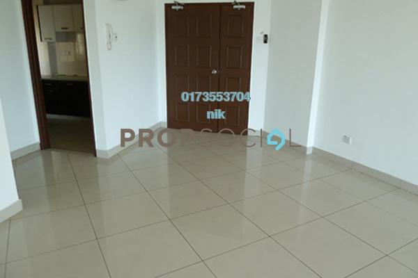 For Rent Condominium at Villa Wangsamas, Wangsa Maju Freehold Semi Furnished 3R/3B 1.85k