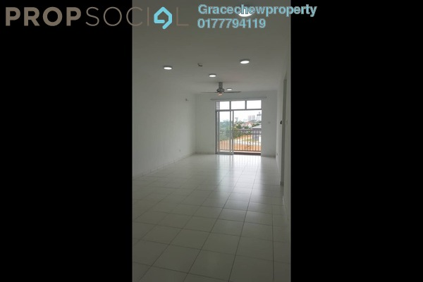 For Sale Condominium at Scott Towers, Johor Bahru Freehold Semi Furnished 3R/2B 365k