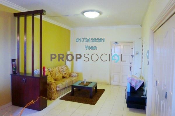 For Sale Condominium at Angkasa Impian 2, Bukit Ceylon Freehold Fully Furnished 1R/1B 510k