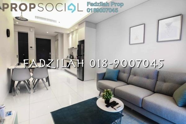 For Sale SoHo/Studio at Tribeca, Bukit Bintang Freehold Semi Furnished 0R/1B 1.2百万