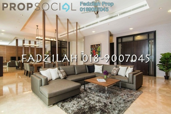 For Rent Condominium at The Pearl, KLCC Freehold Semi Furnished 3R/5B 8k
